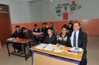 SABRI UZUN - Vali Taşyapan'dan Van Gölü Meslek Ve Teknik Anadolu Lisesi'ne Ziyaret