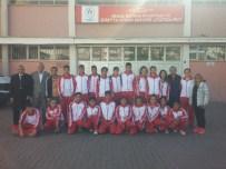 AHMET KESKIN - Anadolu Yıldızlar Ligi Atletizm Grup Şampiyonası