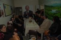 ABDÜLKADİR ÖZEREN - Belediye Başkanı Mutan Lapseki CHP İlçe Teşkilatını Ziyaret Etti