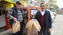 Burhaniye'de Ucuz Ekmek Vatandaşları Sevindirdi