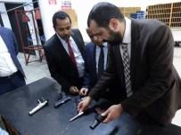 ALI BAŞTÜRK - Etiyopya Büyükelçisi Workneh Trabzon'da Üretilen Silahlara Hayran Kaldı