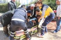 FOSEPTİK ÇUKURU - Hastane İnşaatında Göçük Açıklaması 2 İşçi Öldü