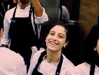 HAZAL KAYA - Hazal Kaya aşçı oluyor