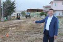 BAŞKARCı - Merkezefendi Belediyesi Yeni Yol Açmaya Devam Ediyor