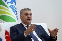 BÜYÜKŞEHİR KANUNU - Sakarya Büyükşehir Belediye Başkanı Zeki Toçoğlu Gazetecilerin Sorularını Yanıtladı