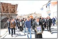 ALI POLAT - Şube Müdürü Mahmut Şahin, Dualarla Defin Edildi
