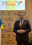 EBRU SANATı - Ukrayna'nın En Büyük Turizm Fuarında Türkiye'ye Dev Tanıtım