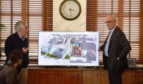 METIN KESKIN - Çekül Vakfı, Saathane Meydanı Projesini Tanıttı