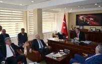HALUK KOÇ - CHP Genel Başkan Yardımcısı Haluk Koç Alaplı'yı Ziyaret Etti