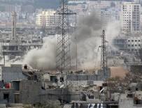 HIZBULLAH - Esed rejimi, okul ve hastaneyi vurdu: En az 20 ölü