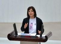 TAHİR ELÇİ - HDP'li Vekil Tahir Elçi Tişörtü İle Kürsüye Çıktı