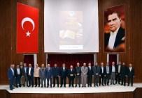 HASAN KESKIN - Namık Kemal Üniversitesi'nde Fıkıh Medeniyeti Konferansı