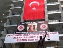 ÇAĞLAYAN ADALET SARAYI - Savcı Mehmet Selim Kiraz için anma töreni