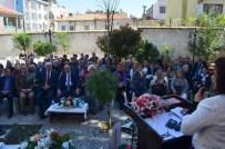 EBRU SANATı - Söke'de Samim Kocagöz 100. Yaşında Anıldı