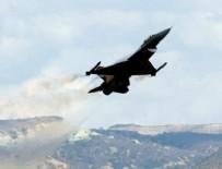 ASKERİ UÇAK - Ürdün'de askeri uçak düştü