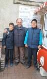 Yaşlılar Haftasında Dedesini Ziyaret Etti
