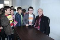 AHMET ORHAN - Yazar Adnan Özveri Öğrencilerle Buluştu