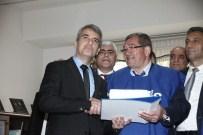 TAŞERON İŞÇİLİK - 35 Bin İşçinin İmzası AK Parti İl Başkanlığı'na Teslim Edildi