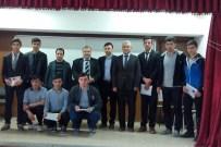 DÖĞER - Alaçam Anadolu İHL'de İlahi Yarışması