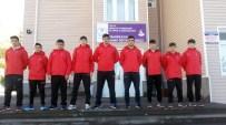 Altındağ Belediyesi İşitme Engelliler Güreş Takımı Dünya Şampiyonası İçin Kampa Girdi