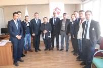 RECEP BOZKURT - ASP Gençlik Ve Spor Kulübü Derneğinin İlk Olağan Genel Kurul Toplantısı Yapıldı
