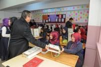 Başkan Tiryaki Okul Ziyaretlerini Sürdürüyor