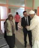 ABDULLAH KARAKUŞ - Başkan Tutal, Hastaları Ziyaret Etti