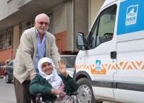 PENDİK BELEDİYESİ - Belediyeden Böbrek Hastası Kadına 18 Yıl Kesintisiz Hizmet