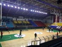 SINPAŞ - Büyükşehir Basket Zorlu Maça Çıkıyor
