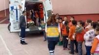 Erfelek'te Öğrencilere '112 Acil Servis' Tanıtıldı