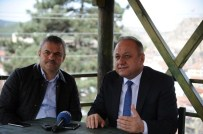 CUMHUR ÜNAL - Kastamonu Belediye Başkanı Tahsin Babaş;