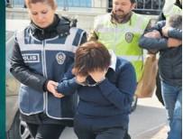 CHAVEZ - Latin Amerikalı üç soyguncu Türk polisinden kaçamadı