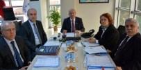 NILGÜN MARMARA - Teski Yönetim Kurulu Toplantısı Gerçekleşti