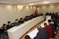 AHMET ZENGİN - Başkan Zengin 'Ahlaksız Sporcu İstemiyorum'