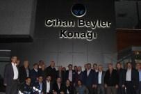 YENICEOBA - Cihanbeyli'de Akşam Sohbetleri Devam Ediyor