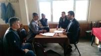 HASANCıK - Köy Ziyaretleri Devam Ediyor
