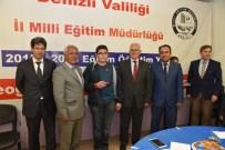 MUSTAFA VURAL - TEOG İl Şampiyonlarına Ödül