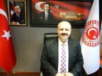 BÜTÇE GÖRÜŞMELERİ - AK Parti Bolu Milletvekili Ali Ercoşkun Açıklaması 'CHP'liler Cumhurbaşkanı Erdoğan'dan Özür Dilemeli'
