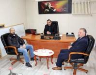 AHMET GENÇ - AK Partili Atmaca'dan Gazeteci Genç'e Ziyaret