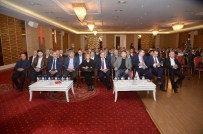 MÜMİN SEKMAN - Büyükşehir Bürokratlarına Liderlik Eğitimi
