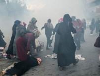 YAVUZ ARSLAN - Ablalar eylemde! Peki abiler nerede?