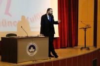 FATİH TEZCAN - 'Ümmetin Ümidi Açıklaması Türkiye' Konferansı Kırklareli'nde Gerçekleştirildi