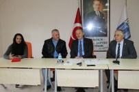 ÖZLEM YILMAZ - Alpagu Yöneticilerinden Başkan Atabay'a Teşekkür Şilti..
