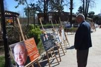 ÇARŞAMBA KAYMAKAMI - Çarşamba'da Necmettin Erbakan Sergisi