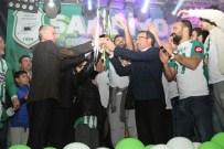 YAŞAR DÖNMEZ - Gaziemir'de Şampiyonluk Coşkusu