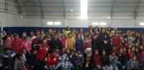 EBRU SANATı - Geleneksel Oyunlar Keçiören'de Yaşatılıyor