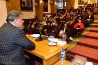 EINSTEIN - Gürkan, Gençlerle Bir Araya Geldi
