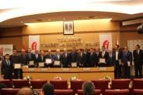 AHMET ATıLKAN - Tekirdağ'ın Vergi Rekortmenleri Ödüllendirildi