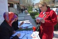 FARKINDALIK YARATMA - Yunusemre Belediyesi Kadınların Sesine Kulak Verdi