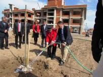 ZEYTIN DALı - Barış Heykeli Açıldı, Barış İçin Fidan Dikildi